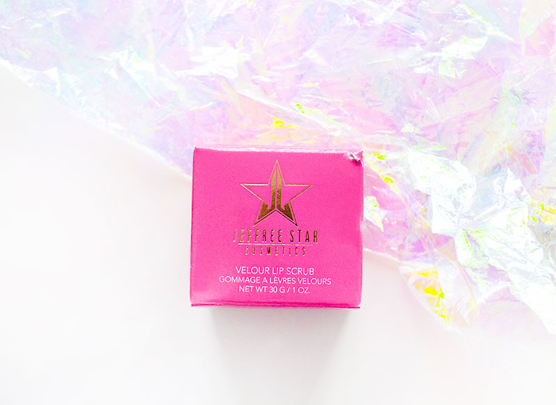 Jeffree Star | Velour Lip Scrub