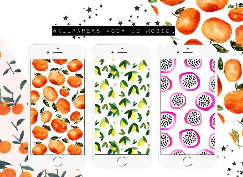#2 | De leukste achtergrondjes voor je mobiel!