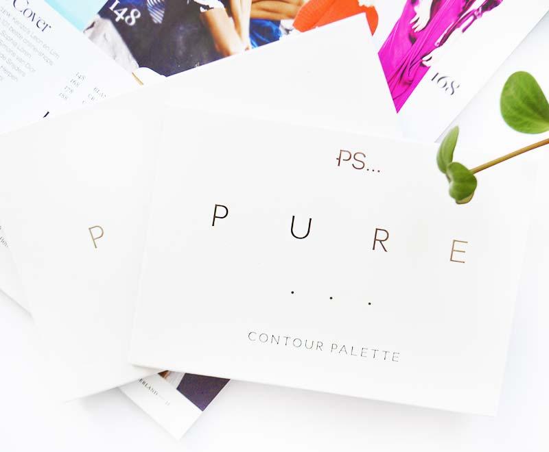 Primark | PURE Contour palette & Eye Shadow palette swatches!