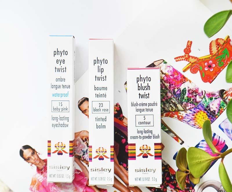 Mix Review | 3x Sisley make-up!