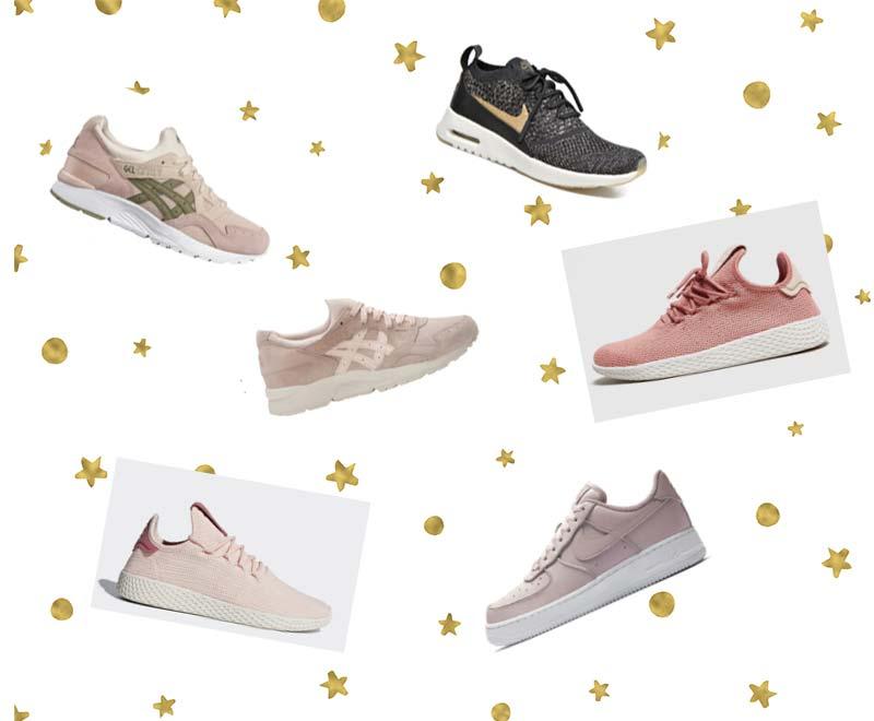 Inspiratie | Fashionable sneakers voor de herfst!