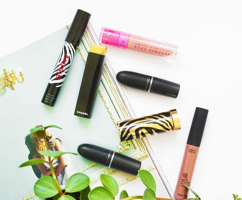 Mijn meest gebruikte lipsticks!