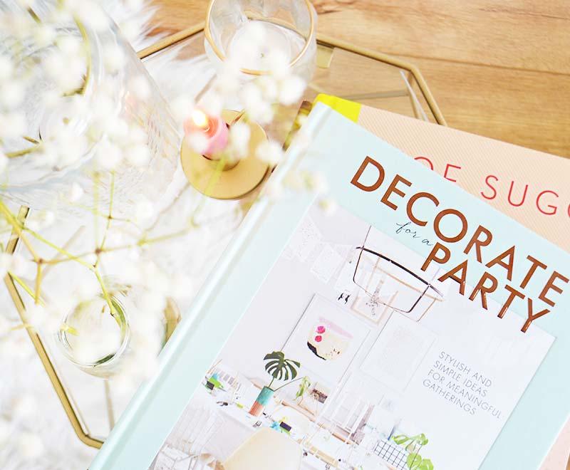 De 3 leukste boeken vol inspiratie voor een feestje & DIY's!