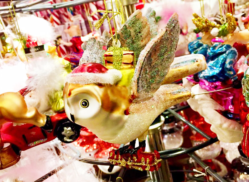 Plog   Dagje 'kerstwinkeltje' bezoeken in Nordhorn Duitsland