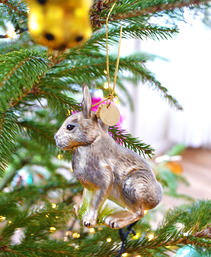 Mijn kerstboom decoraties!