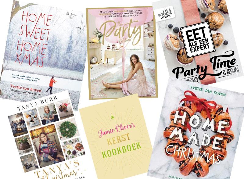 9x de leukste kookboeken voor de feestdagen!
