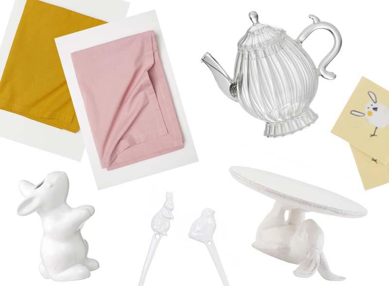 Met deze items maak je een gezellige Paastafel!