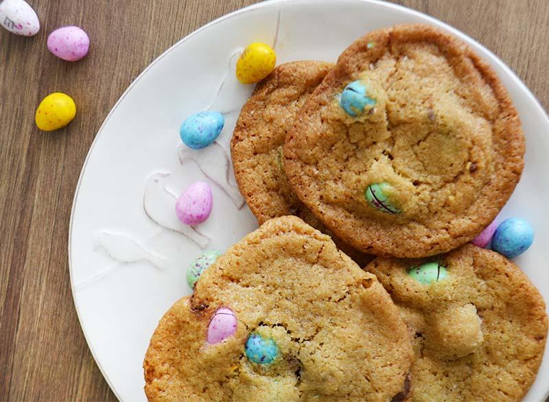 Recept | Heerlijke M&M Cookies!