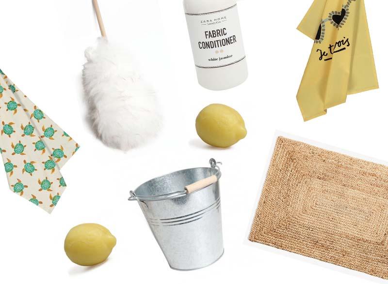 7 tips voor de perfecte voorjaarsschoonmaak! + leuke spulletjes!