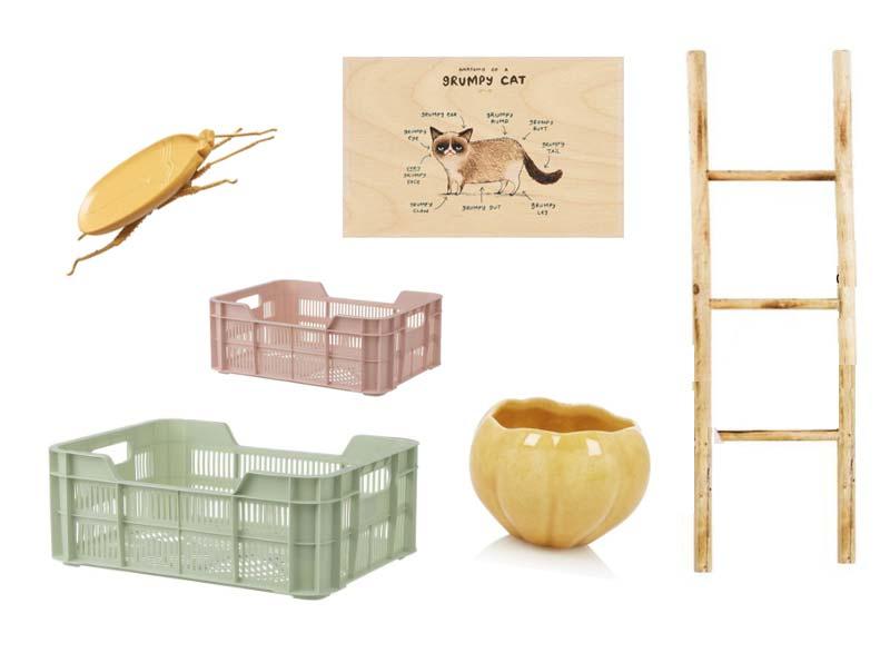 Leuke items voor in huis onder de €10,-