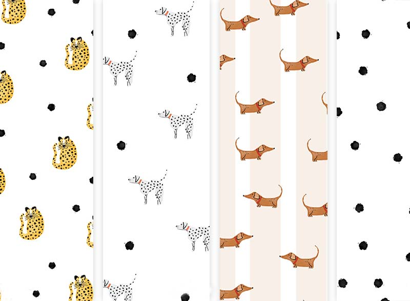 Printable Wrapping Paper #1