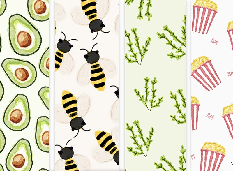 PRINTABLE WRAPPING PAPER #2