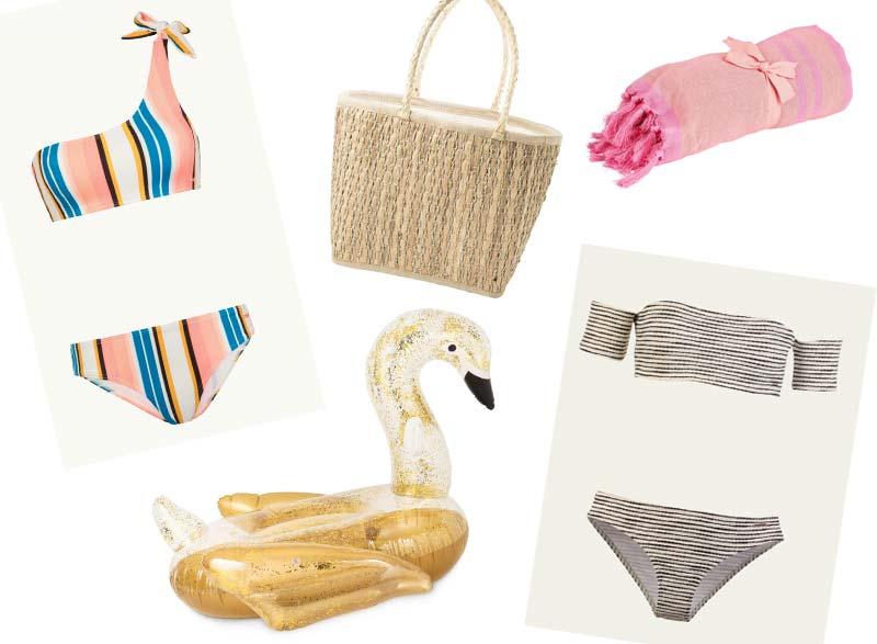 Klaar voor het strand met deze toffe badmode & accessoires!