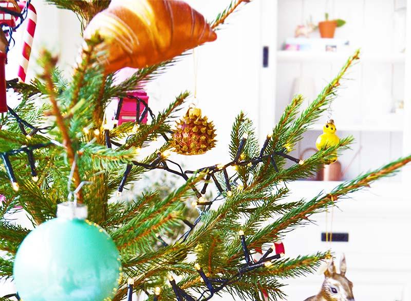 Mijn kerstboom decoratie 2019!