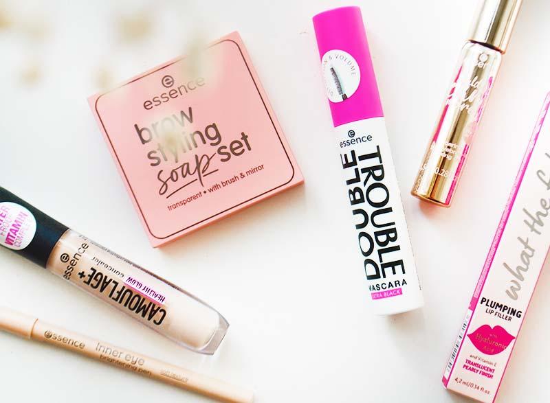 Essence make-up shoplog!